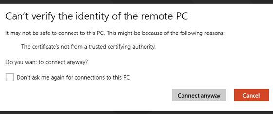 Remote Desktop App 8