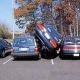 Parking around Philips High School