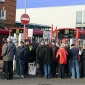 Bus Strike Action